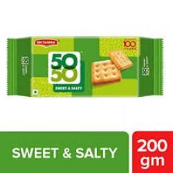 BRITANNIA 50-50 200GM