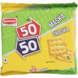 Britannia 50-50 Maska Chaska 120gm