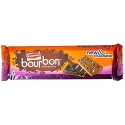 Britannia Bourbon(New)120gm