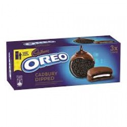 Cadbury Oreo Dipped 3Pack 150Gm