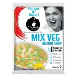 Chings Mix Veg Soup 15gm