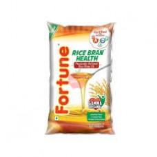 Fortune RiceBran oil 1 litre Pouch