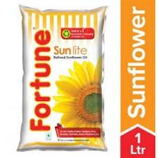Fortune Sunflower Oil 1litre