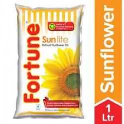 Fortune Sunflower Oil 1litre