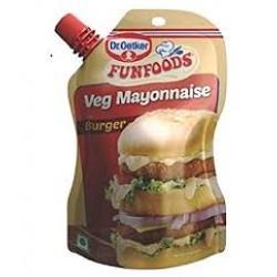 Funfood Burger Mayonnaise 100gm
