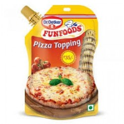 FUNFOOD PIZZA TOPPING 100GM