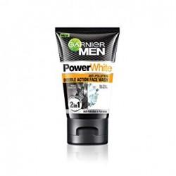 Garnier Men Power White Double Action Facewash 50gm
