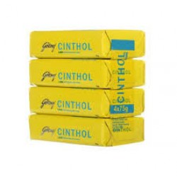 Godrej Cinthol Lime Soap 4X75Gm