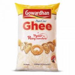 GOWARDHAN GHEE POUCH-1 ltr