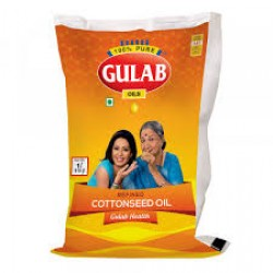 Gulab Cotton Seed Pouch 1litre