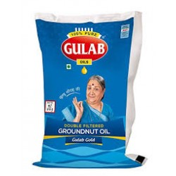 Gulab Groundnut Oil-1 litre