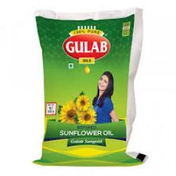 Gulab Sunflower Pouch 1 litre
