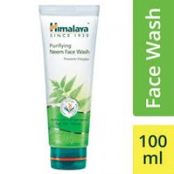 Himalaya Purifying Neem Facewash-100ml