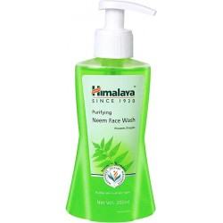 Himalaya Purifying Neem Facewash-200ml
