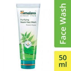 Himalaya Neem Face Wash-50 ml