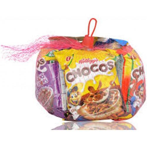 Kelloggs Chocos Variety Pack 157gm