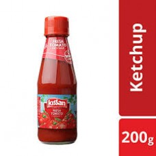 Kissan Fresh Tomato Ketchup 200gm