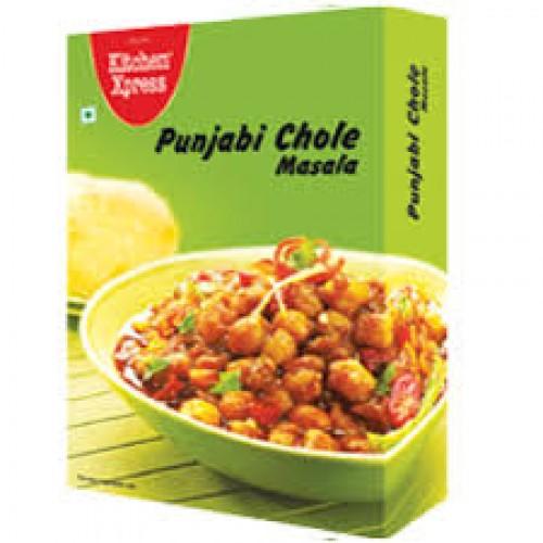 Kitchen xpress Punjabi Chole 100gm