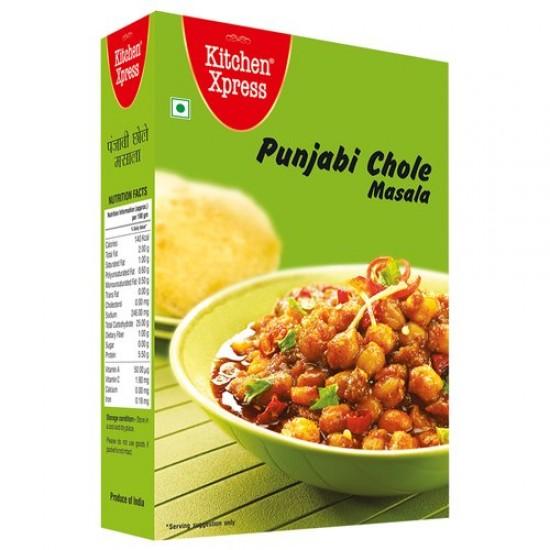 Kitchen xpress Punjabi Chole 50gm