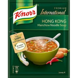 Knorr Hong Kong Manchow Noodle Soup 45Gm