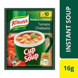 KNOOR INST TOMATO CHATPTA16GM
