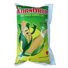 Korndrop Refined Corn Oil-1L