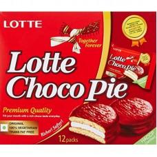 LOTTE CHOCO PIE-12 pack
