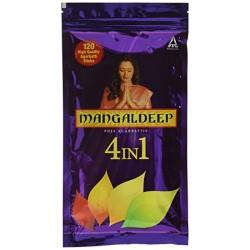 Mangaldeep 4 IN 1 Puja Agarbattis