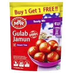 MTR Gulab Jamun Buy 1 Get1 175Gm