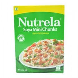 Nutrela Soya Chunks Mini - 200Gm