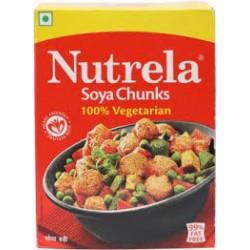 Nutrela Soya Chunks - 200Gm