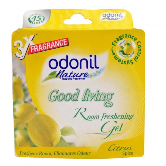 Odonil Gel Air Freshner Citrus 75GM