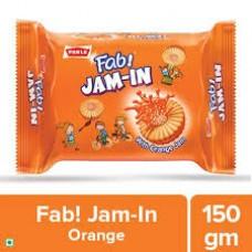 Parle Fab Jam In Cream 150gm