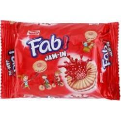 Parle Fab Jam In Cream Orange 150gm