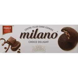 Parle Milano centre filled choco 250gm