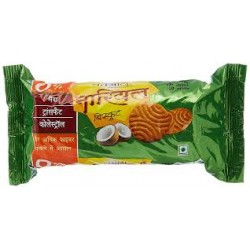 Patanjali Coconut Biscuits 100gm