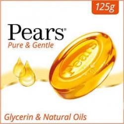 Pears Pure Gentle Soap 125gm