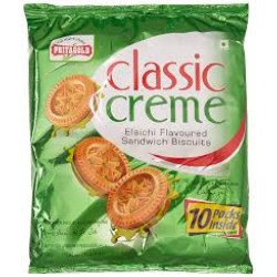 Priyagold Club Creme Elaichi Biscuits 400Gm
