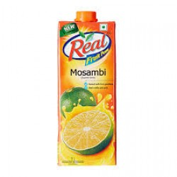 Real Mosambi Juice 1Ltr