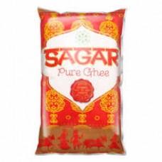 Sagar Pure Ghee Pouch 1litre