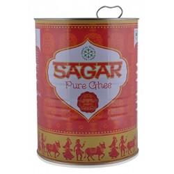 Sagar Pure Ghee Tin 5 litre