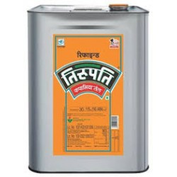 Tirupati Cottonseed Tin15 litre