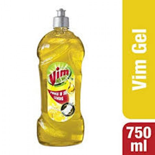 Vim Liquid Yellow Bottle-750ml