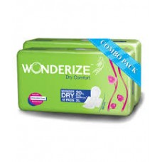 WONDERIZE DRY COMFORT 20 PACK
