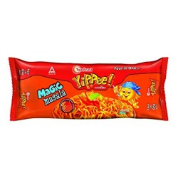 YIPPEE NOODLES MAGIC MASALA 240G