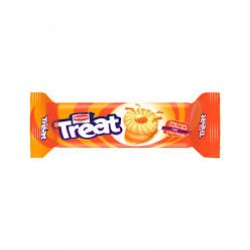 Britannia Treat Orange Biscuit 120 gm