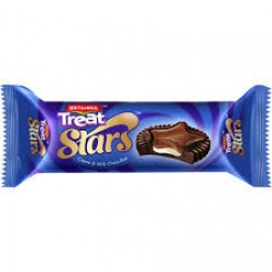Britannia Treat Star Milk Choco 100gm