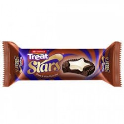 Britannia Treat Star Whit Choco 100gm