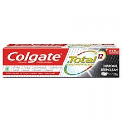 Colgate Charcol Clean Toothpaste 120gm