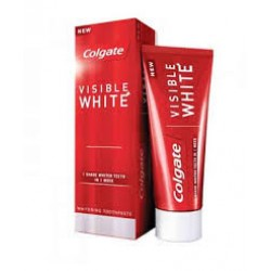 Colgate Visible White Toothpaste 50gm